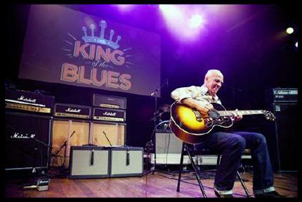 Кирби Келли - Король Блюза 2009