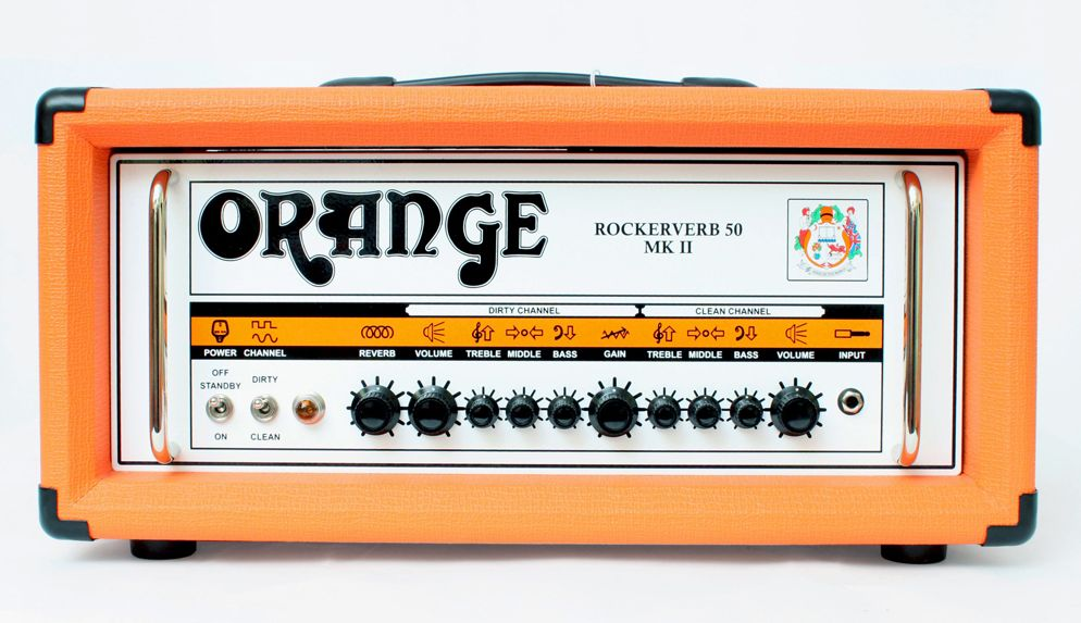 Усилитель Orange Rockerverb 50H MK II