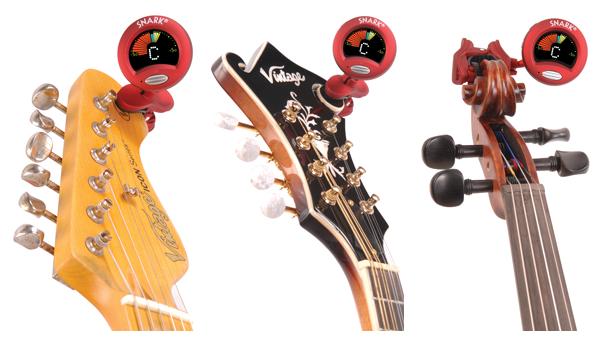 Настройка гитары через микрофон гитар