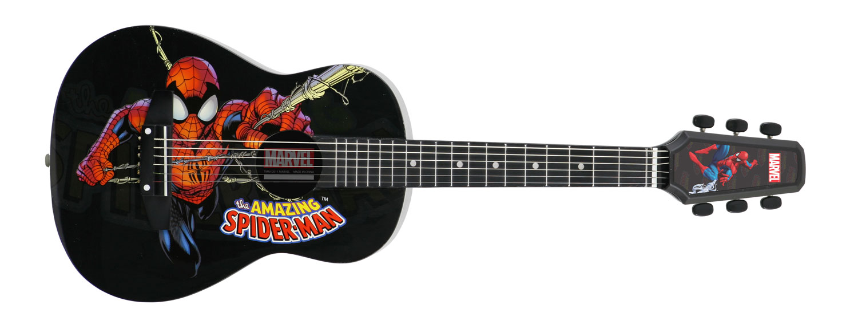 "Peavey Marvel ""Spiderman"" Acoustic"