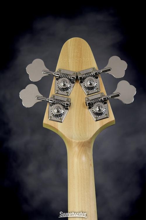 Гриф Gibson Grabber 3 '70s Tribute Bass (Вид сзади)