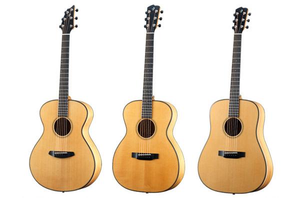 Новая серия акустических гитар от Breedlove