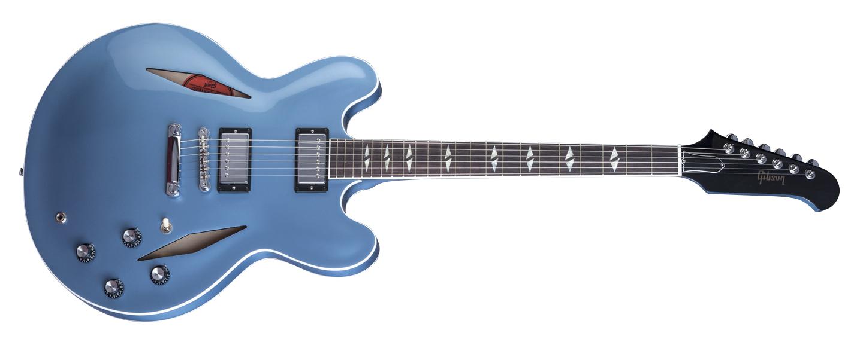 Новый Gibson ES-335 для Дэйва Грола
