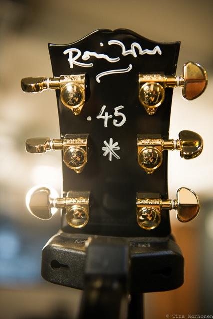 Gibson Custom Ron Wood L5S